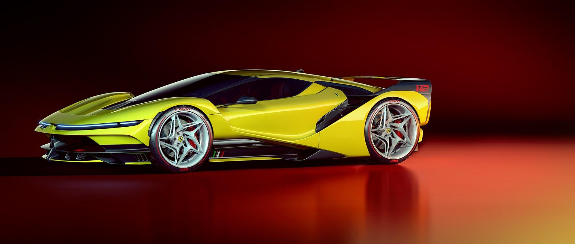 Ferrari F42 concept
