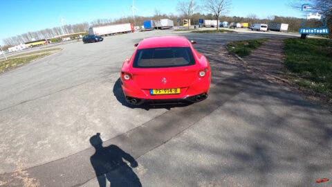 Ferrari FF AutoTopNL