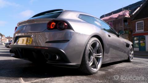 Ferrari GT4Lusso Lovecars