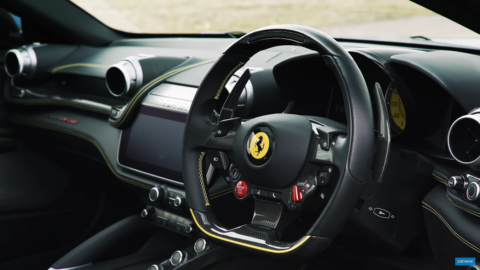 Ferrari GTC4Lusso Carwow