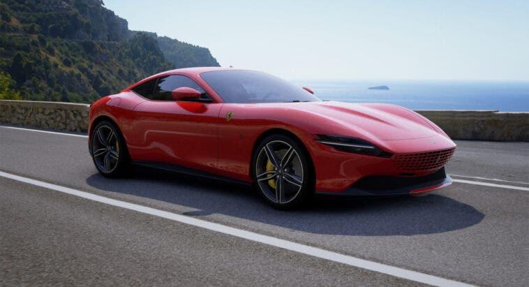 Ferrari Roma configuratore online