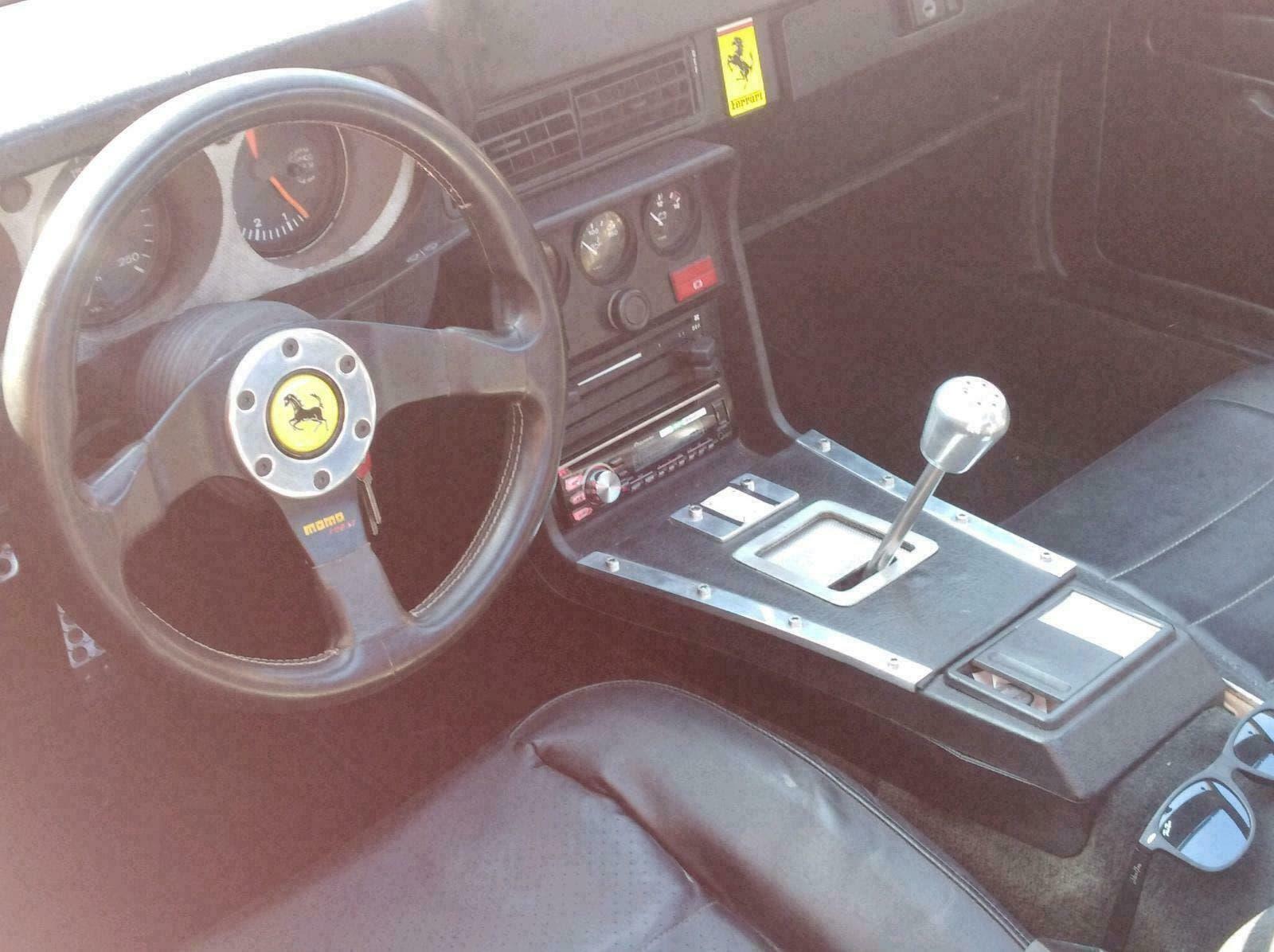 Ferrari Testarossa Porsche 924