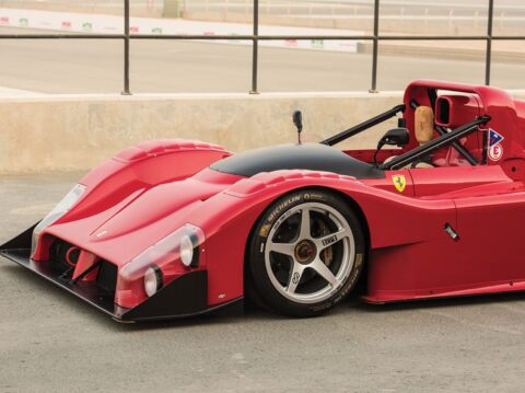Ferrari 333 SP - 14
