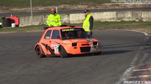 Fiat 126 Proto P2 Honda