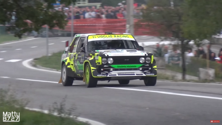 Fiat 131 Racing Proto MattyB727