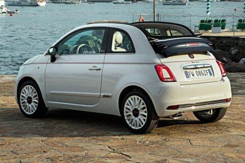 Fiat 500C Dolcevita Australia
