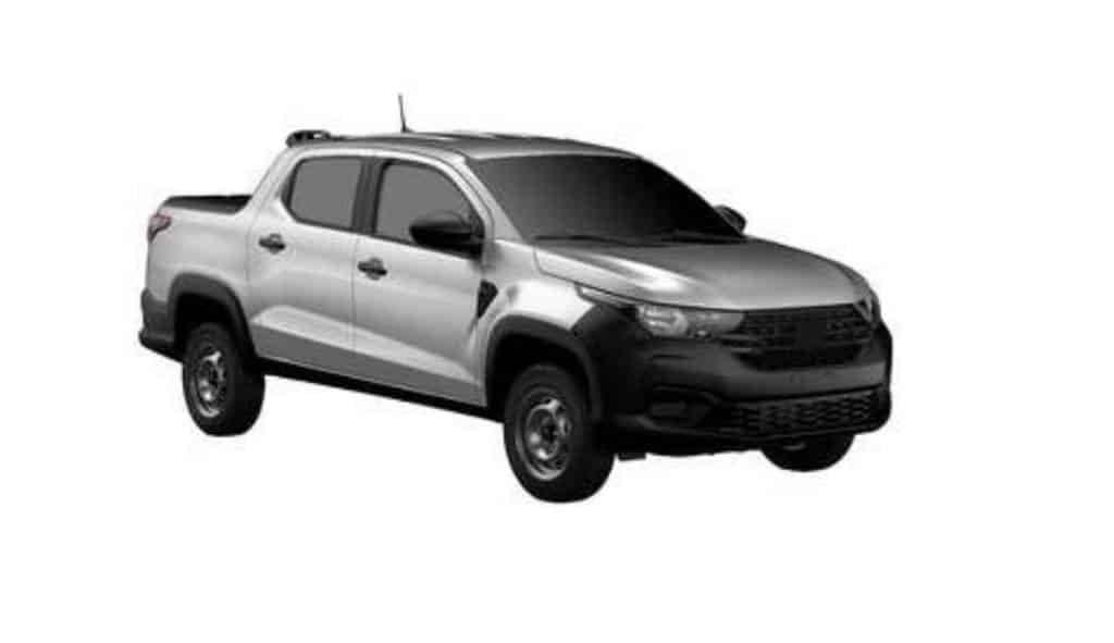 Fiat Strada 2021 brevetto