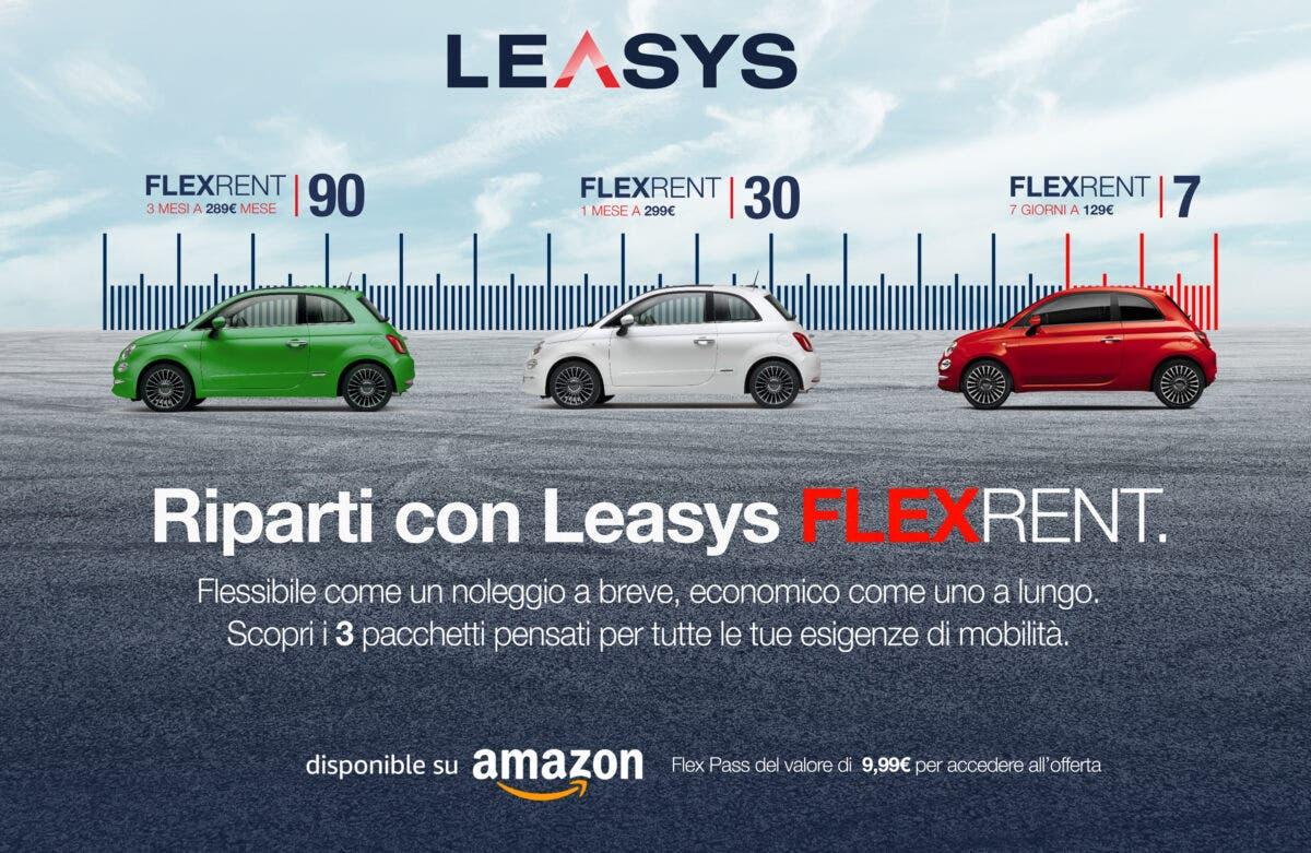 Leasys FlexRent