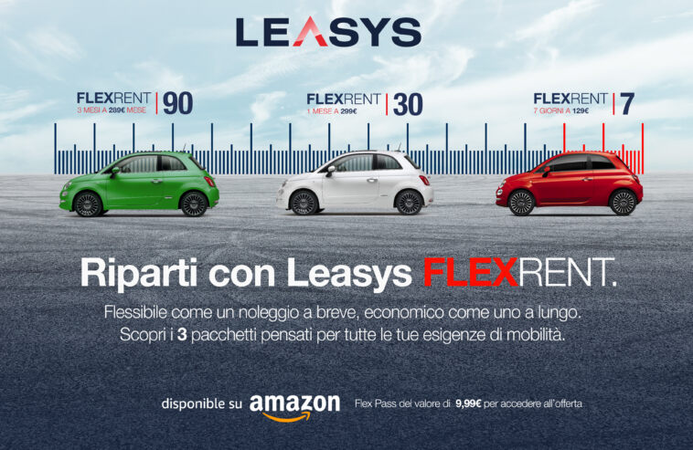 Leasys FlexRent