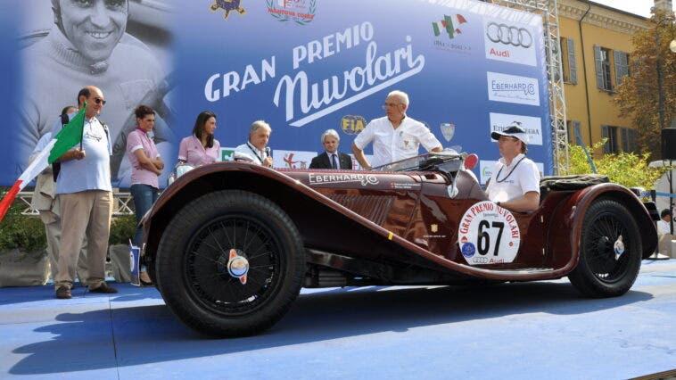 Gran Premio Nuvolari coronavirus