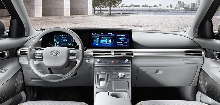 Hyundai Nexo auto idrogeno