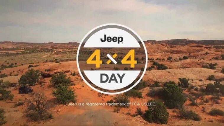 Jeep 4x4 Day 2020 online