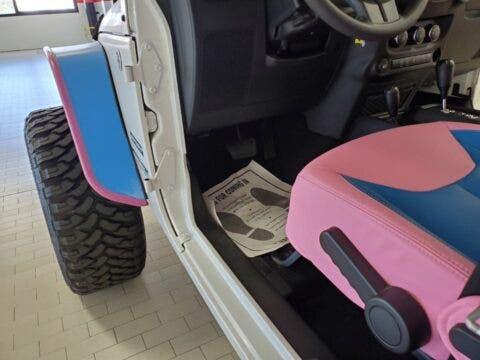 Jeep Wrangler 2018 personalizzata