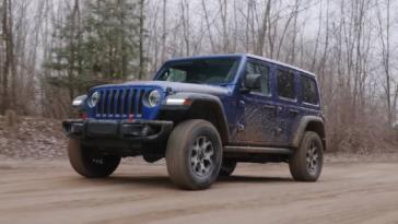 Jeep Wrangler EcoDiesel Roadshow