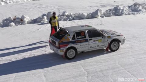 Lancia Delta HF Integrale Evo I The Ice Challenge
