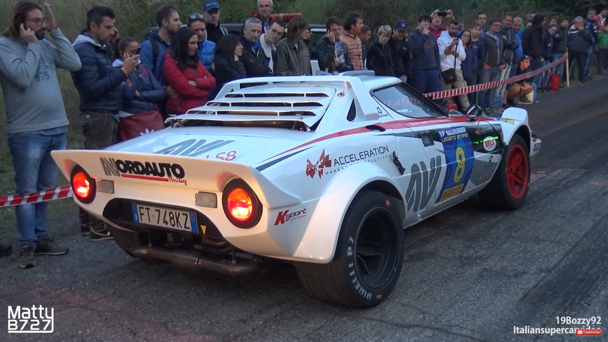 Lancia Stratos HF Gruppo 4 MattyB727