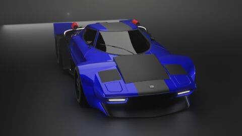 Lancia Stratos widebody biturbo