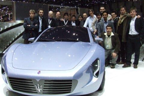 Maserati Chicane