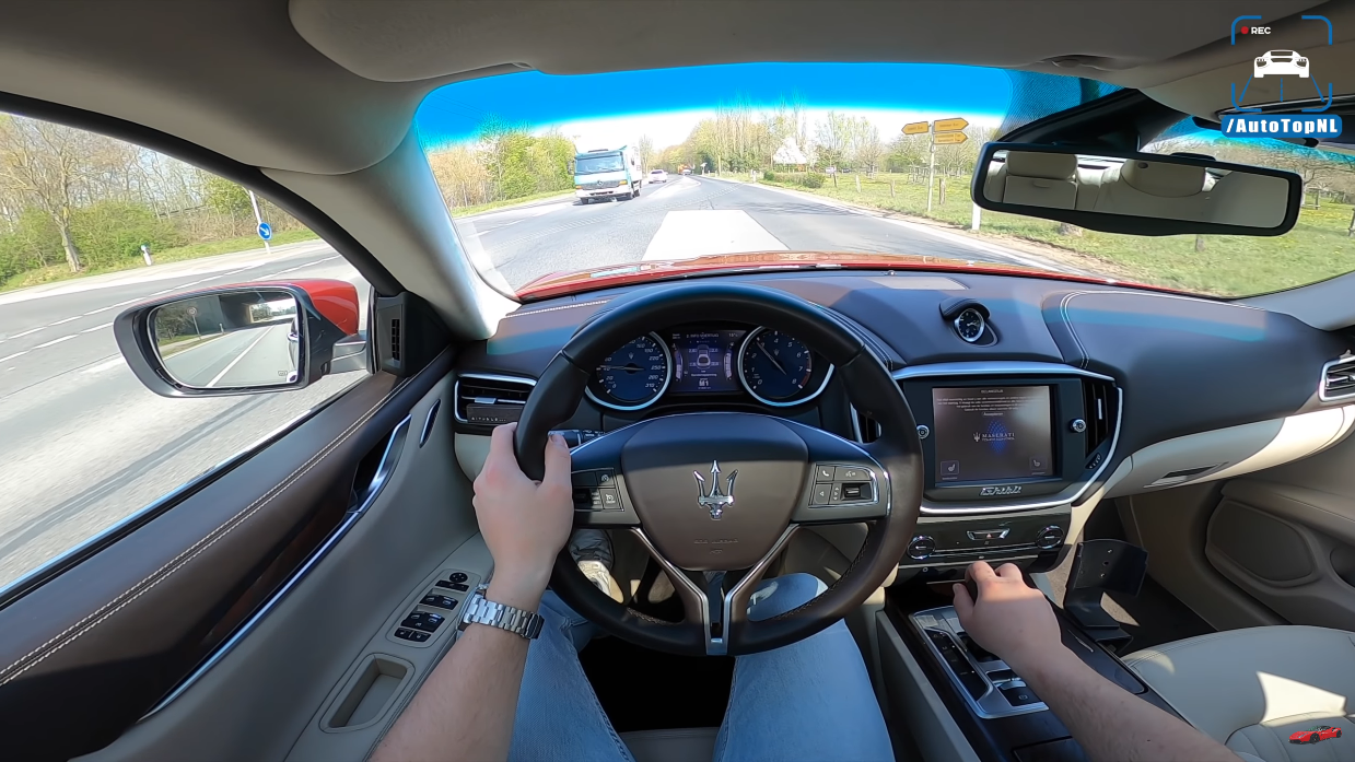 Maserati Ghibli AutoTopNL