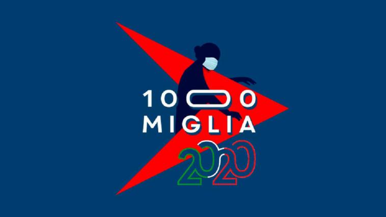 Mille Miglia 2020 nuovo logo coronavirus