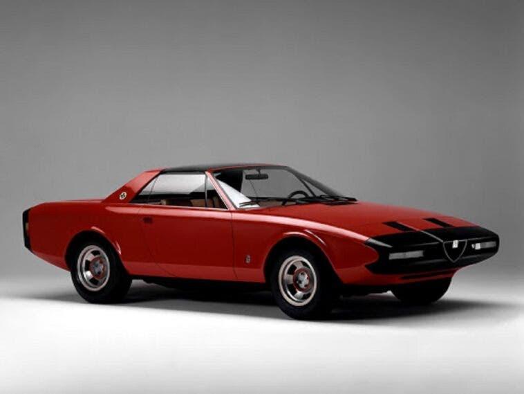Alfa Romeo Alfetta Spider 1