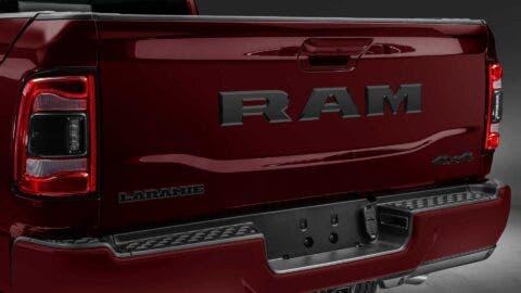 Ram 2500 Night Edition Brasile