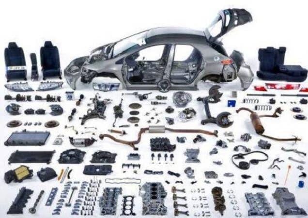 Ricambi auto vendite marzo 2020
