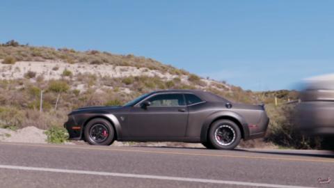SpeedKore Lucifer Dodge Challenger SRT Demon