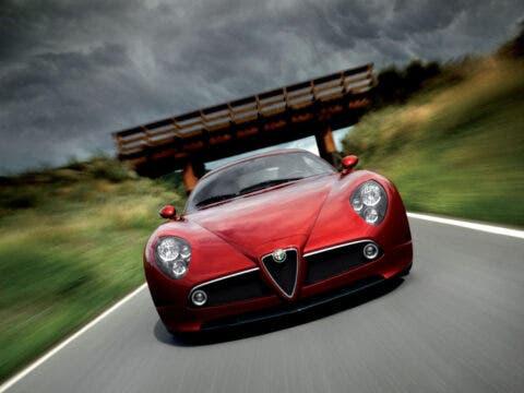 Alfa Romeo 8C Competizione - 4