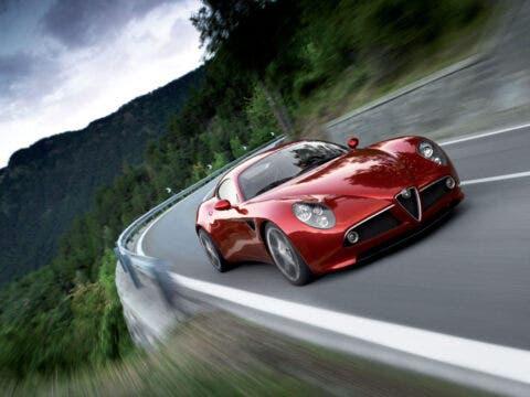 Alfa Romeo 8C Competizione - 3