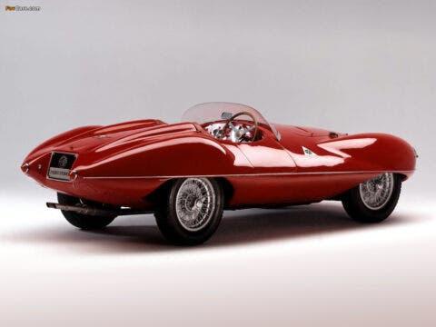 Alfa Romeo Disco Volante - 1