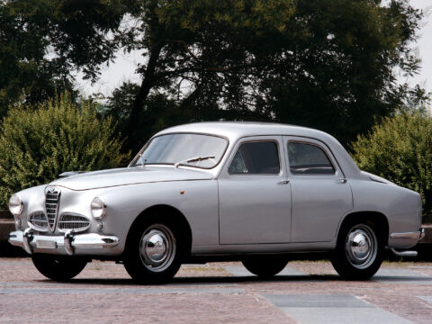 Alfa Romeo 1900 - 2