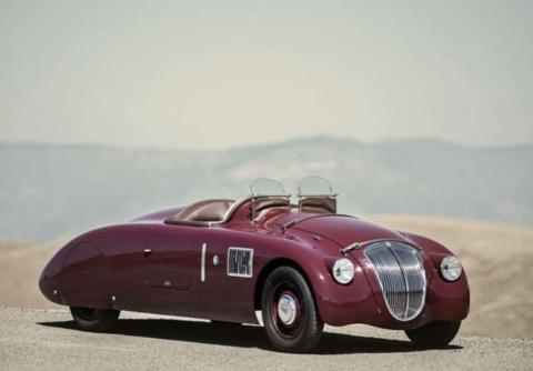 Lancia Aprilia Sport Zagato - 5
