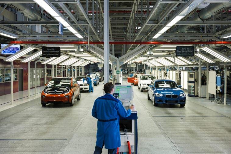 BMW Stabilimento