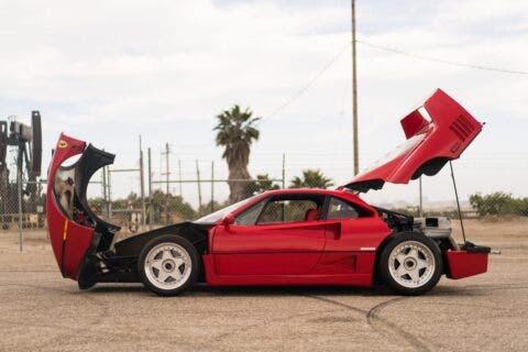 Ferrari F40 - 5