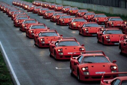 Ferrari F40 - 1