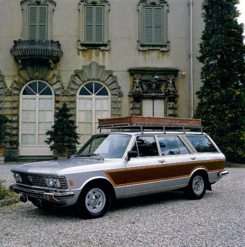 Fiat 130 Villa d'Este - 3
