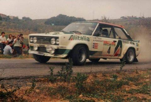Fiat 131 Rally - 6