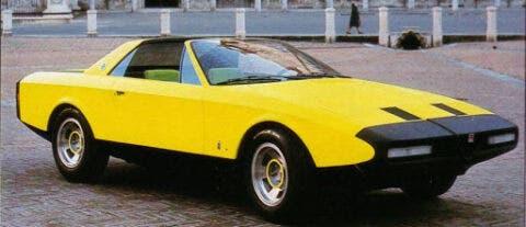 Alfa Romeo Alfetta Spider 3