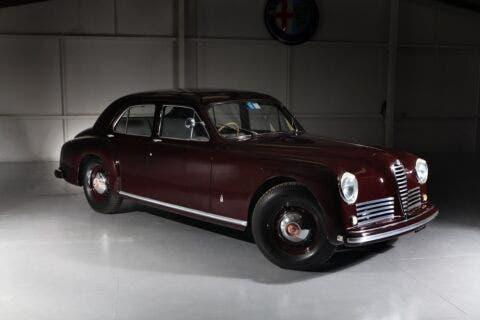 Alfa Romeo 6C 2500 Sport Berlina - 6