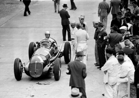 Maserati Indianapolis - 1