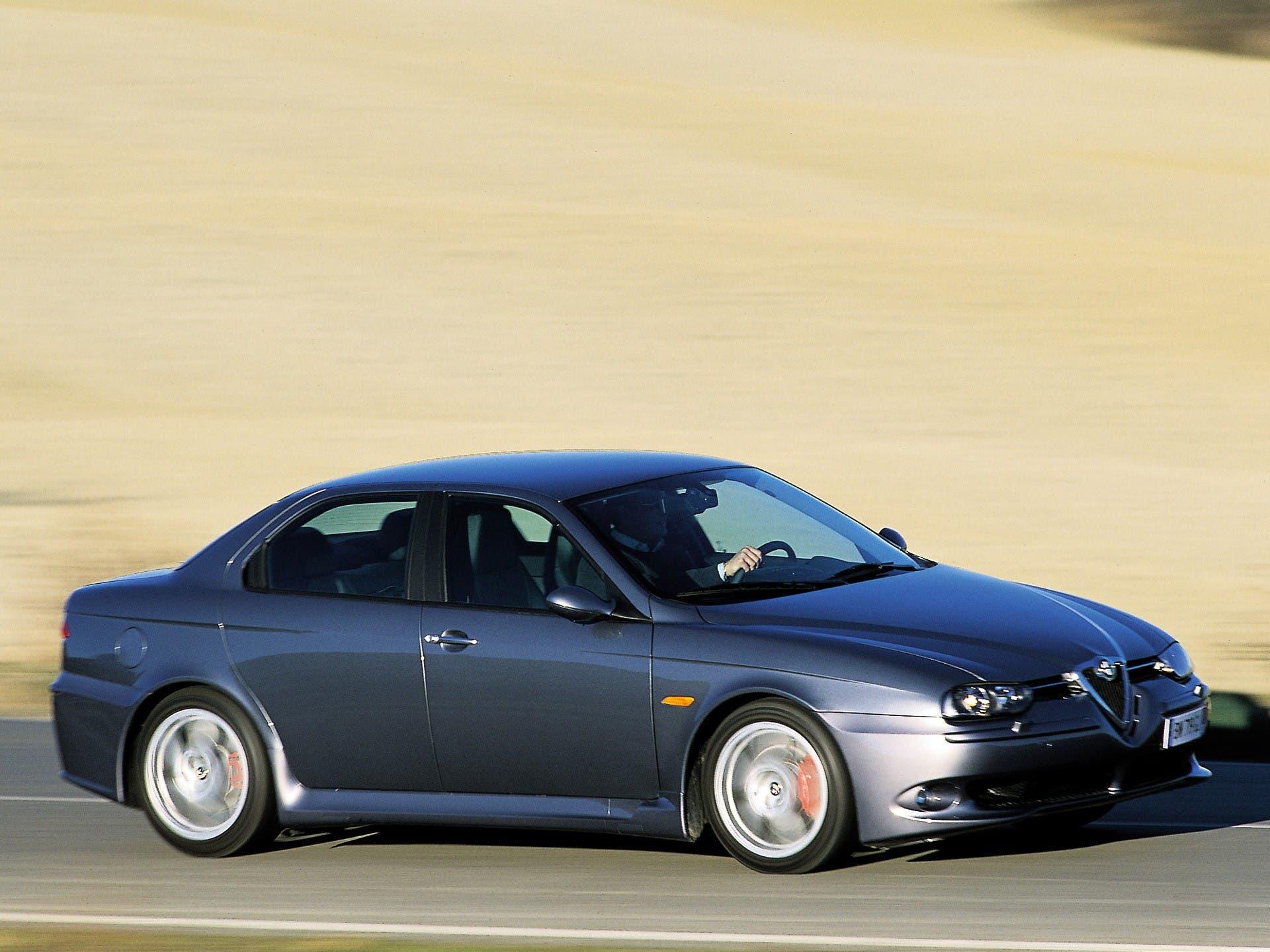 Alfa Romeo 156 GTA - 2