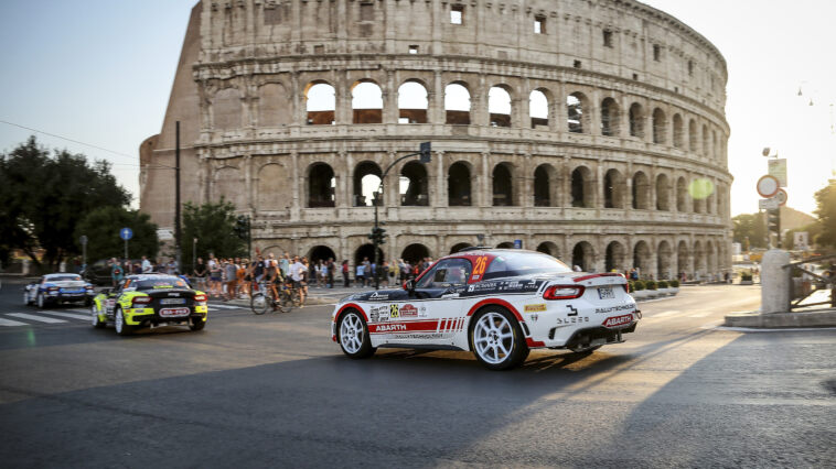 Abarth 124 Rally Cup