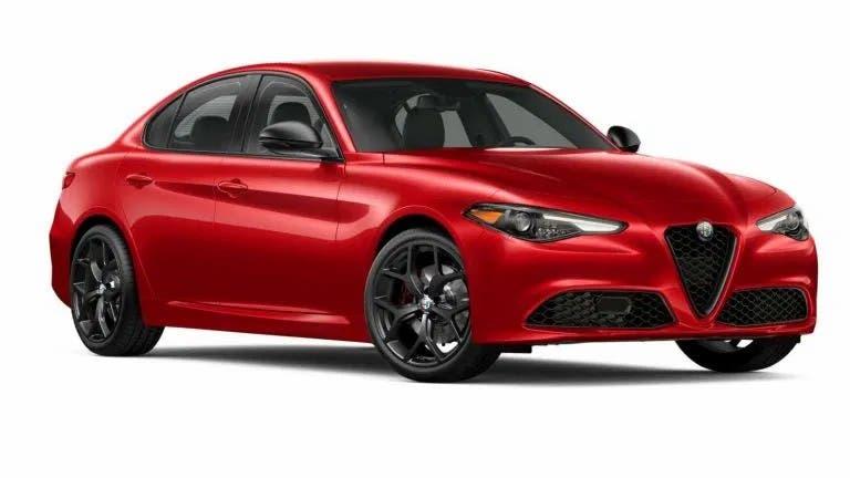 Alfa Romeo Giulia Base RWD 2020