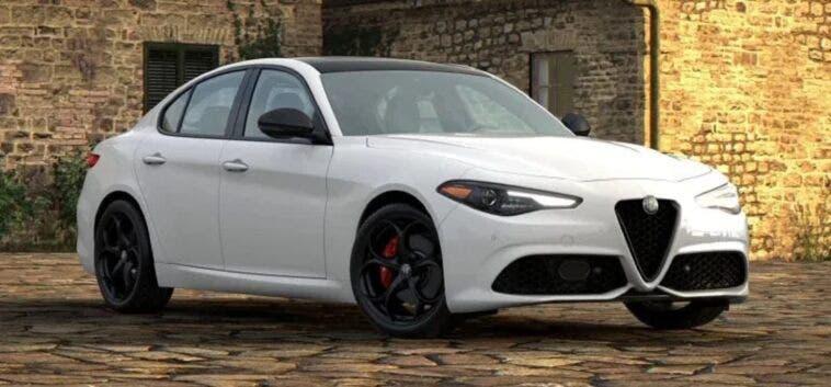 Alfa Romeo Giulia Ti Sport RWD 2020