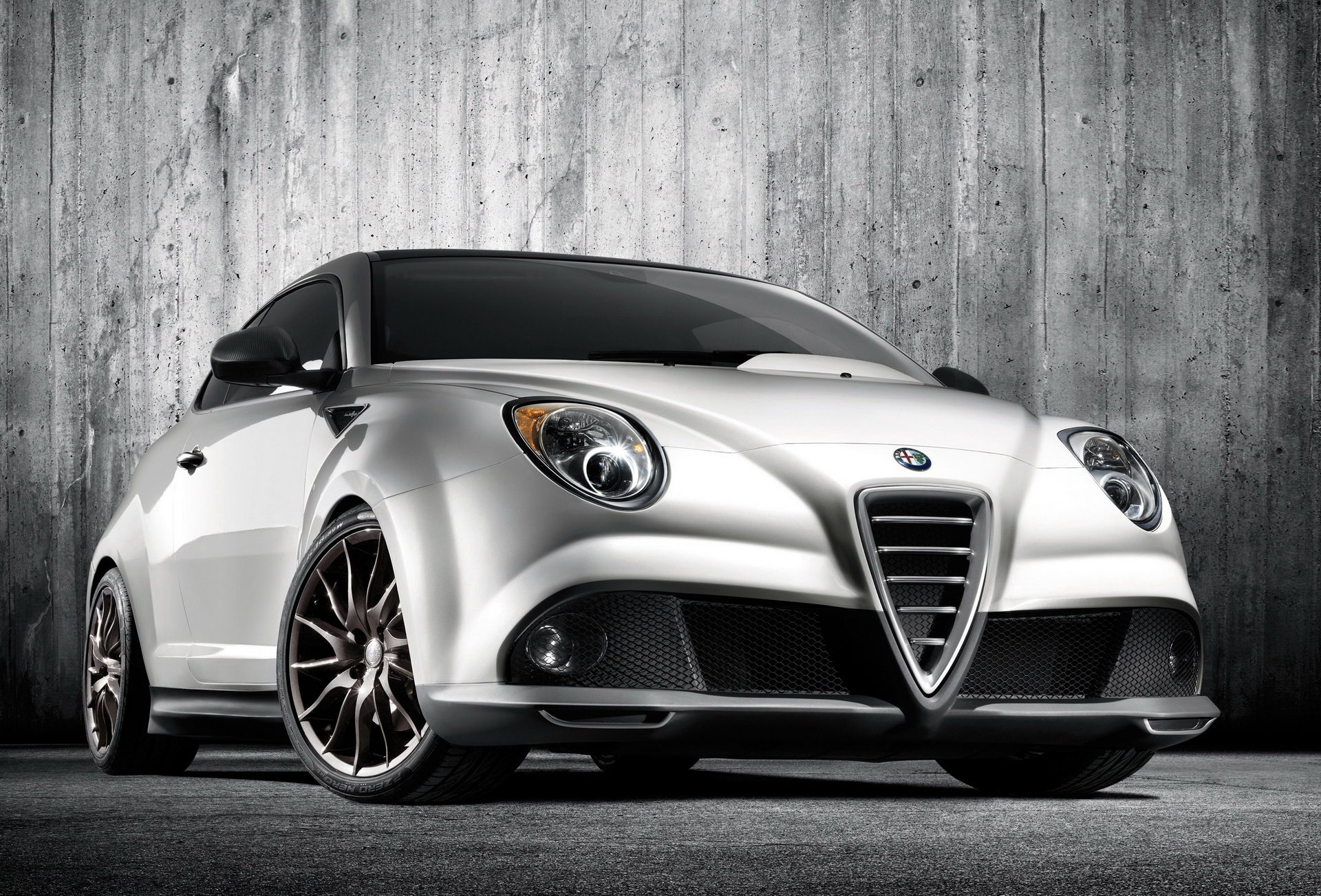 Alfa Romeo Mito GTA concept