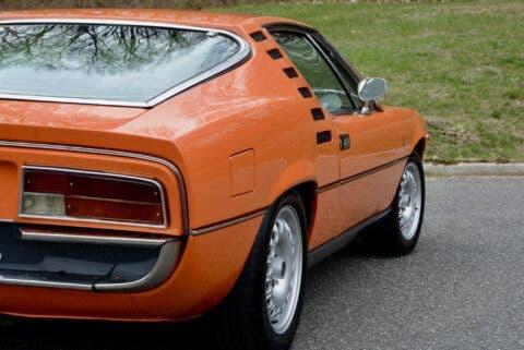 Alfa Romeo Montreal 1971 asta