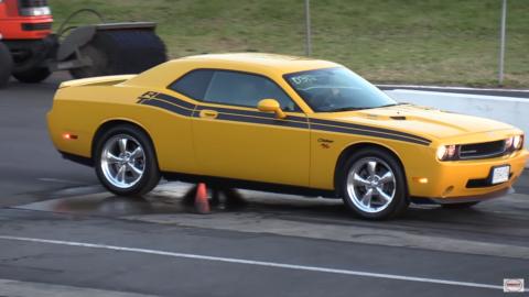 Dodge Challenger R/T Wheels