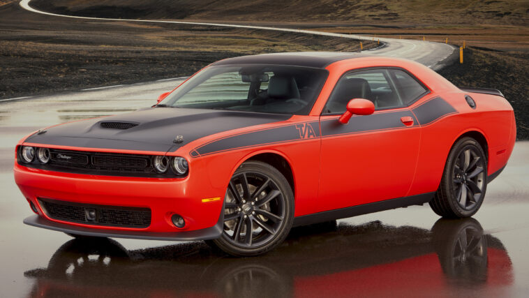 Dodge Challenger T/A 2020