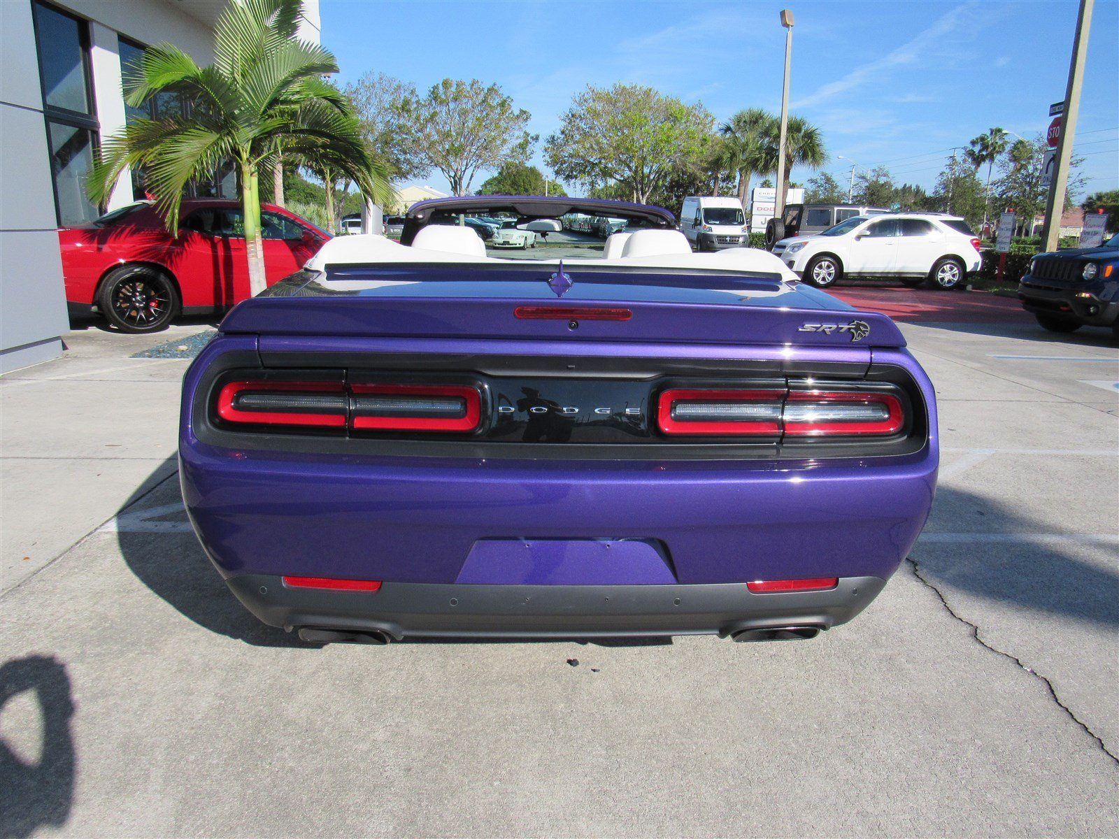 Dodge Challenger decappottabile